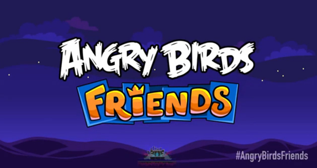 Angry Birds Friends Rock in Rio 2013